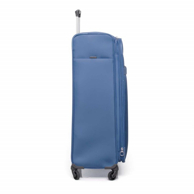 Samsonite Koffer/Trolley NCS Auva 73822 Spinner 80 Blue, Farbe: blau/petrol, Marke: Samsonite, Abmessungen in cm: 48.0x80.0x26.0, Bild 5 von 8