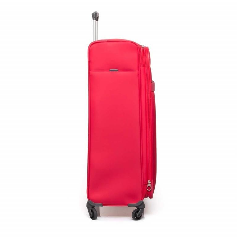 Samsonite NCS Auva 73822 Spinner 80 Red, Farbe: rot/weinrot, Marke: Samsonite, Abmessungen in cm: 48.0x80.0x26.0, Bild 4 von 8