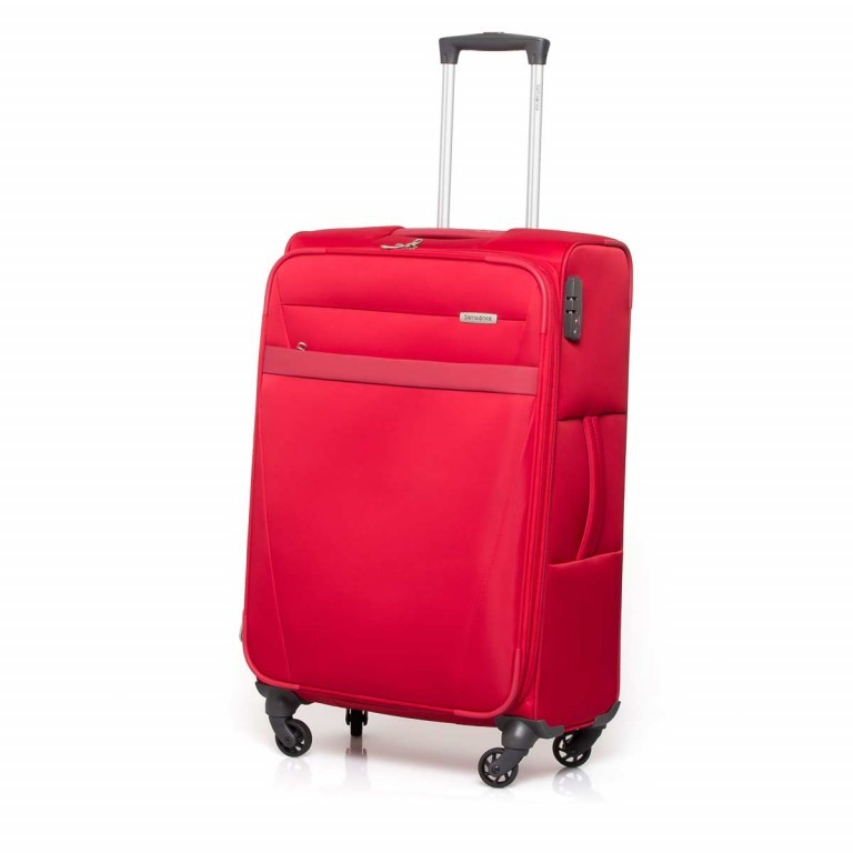 Samsonite NCS Auva 73821Spinner 68 Red, Farbe: rot/weinrot, Manufacturer: Samsonite, Dimensions (cm): 43.0x68.0x22.0, Image 1 of 6