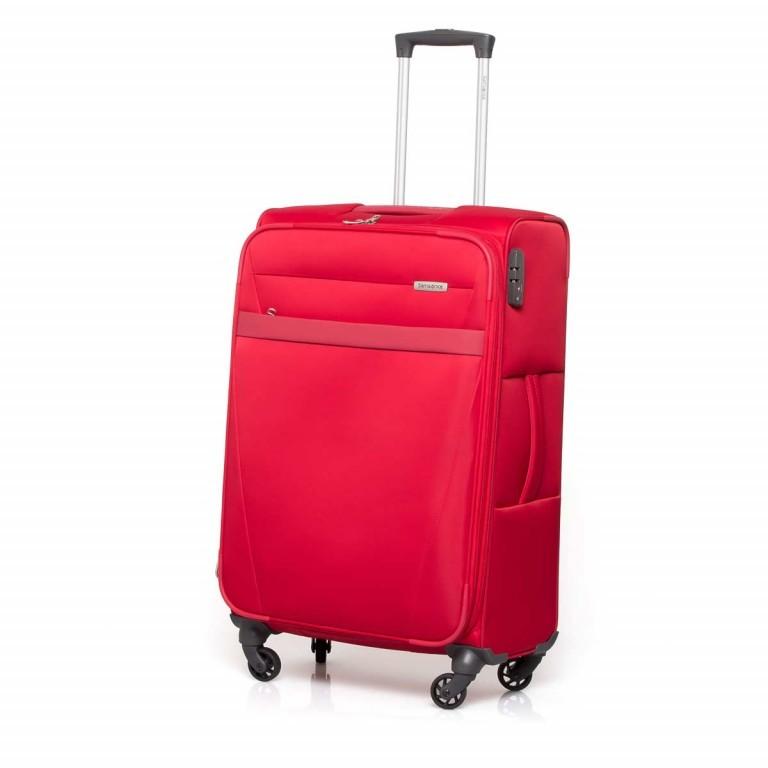 Samsonite Koffer/Trolley NCS Auva 73821Spinner 68 Red, Farbe: rot/weinrot, Marke: Samsonite, Abmessungen in cm: 43.0x68.0x22.0, Bild 1 von 6