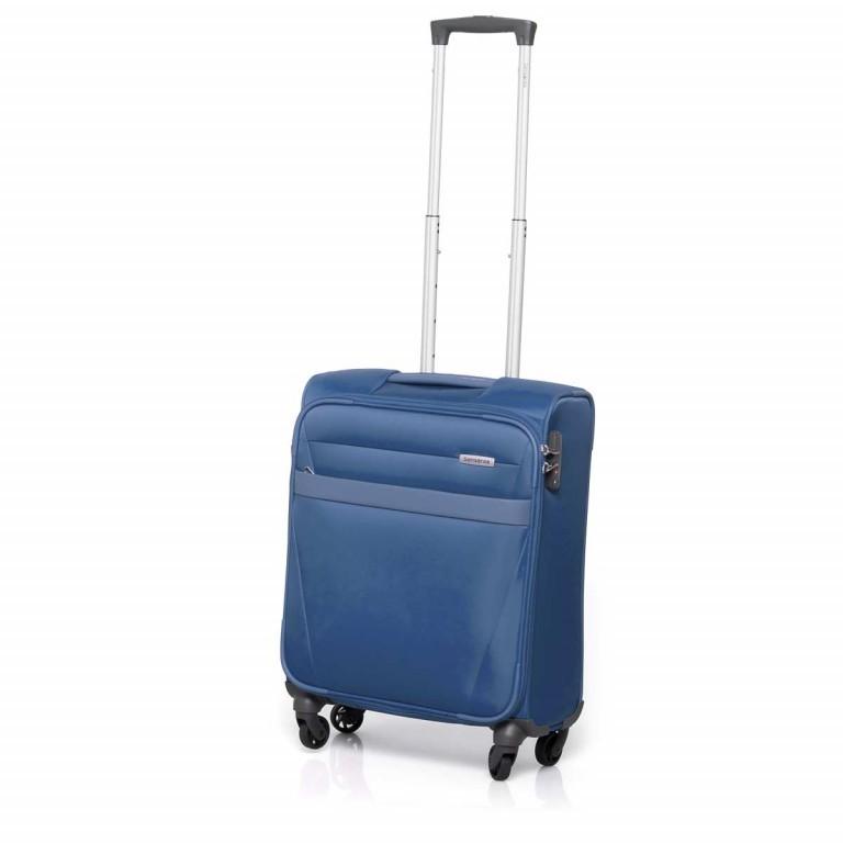Samsonite NCS Auva 73820 Spinner 55 Blue, Farbe: blau/petrol, Marke: Samsonite, Abmessungen in cm: 55.0x40.0x20.0, Bild 2 von 7