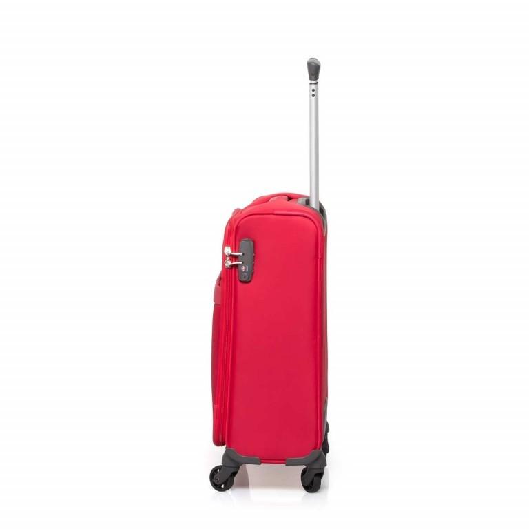 Samsonite NCS Auva 73820 Spinner 55 Red, Farbe: rot/weinrot, Marke: Samsonite, Abmessungen in cm: 55.0x40.0x20.0, Bild 3 von 7