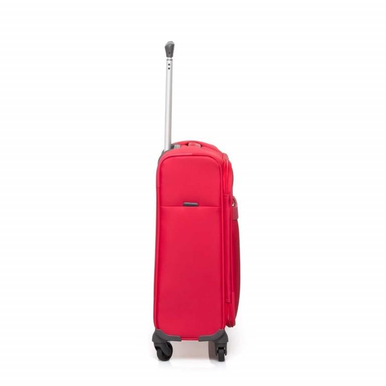 Samsonite NCS Auva 73820 Spinner 55 Red, Farbe: rot/weinrot, Marke: Samsonite, Abmessungen in cm: 55.0x40.0x20.0, Bild 6 von 7