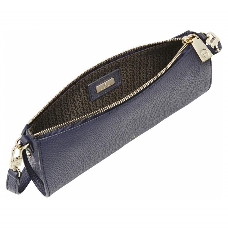 AIGNER Ivy Clutch 139085 Marine, Farbe: blau/petrol, Marke: Aigner, Abmessungen in cm: 25.0x13.0x5.0, Bild 3 von 3
