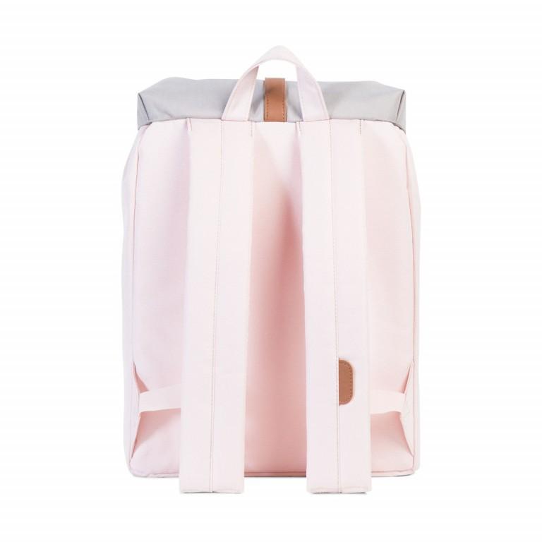 Herschel Rucksack Post Cloud Pink Ash Tan, Farbe: rosa/pink, Marke: Herschel, EAN: 828432123582, Abmessungen in cm: 28.0x36.0x12.0, Bild 4 von 4