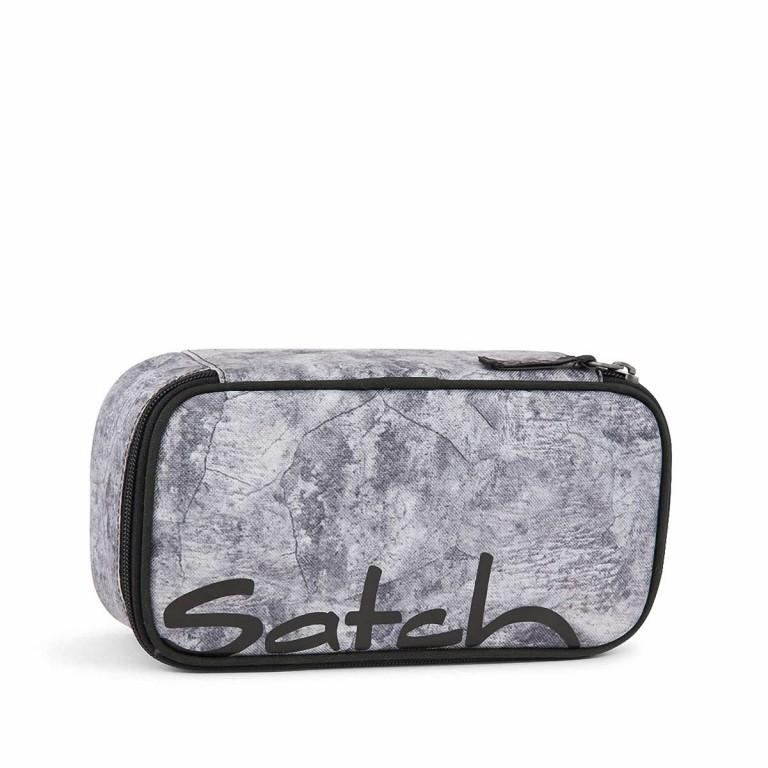 Satch Schlamperbox Rock Block Concrete Wall, Farbe: grau, Marke: Satch, EAN: 4057081012718, Abmessungen in cm: 23.0x12.5x7.0, Bild 1 von 1