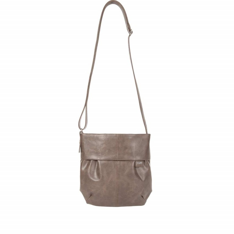 ZWEI MADEMOISELLE M5 Taupe, Farbe: taupe/khaki, Manufacturer: Zwei, EAN: 4250257907669, Dimensions (cm):  24.0x23.0x6.0, Image 1 of 5