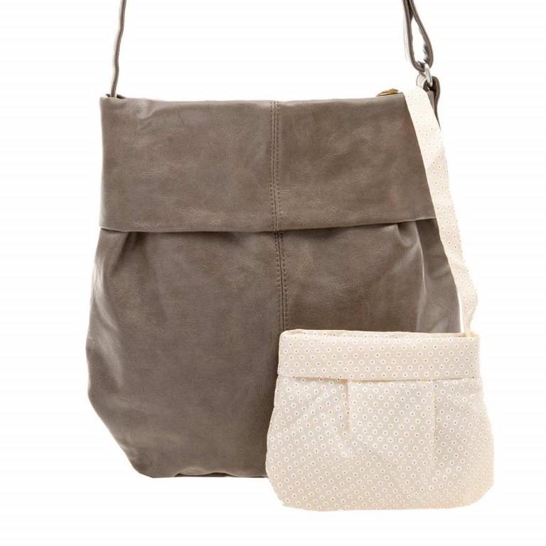 ZWEI MADEMOISELLE M10 Taupe, Farbe: taupe/khaki, Manufacturer: Zwei, EAN: 4250257903937, Dimensions (cm): 30.0x31.0x8.0, Image 2 of 3