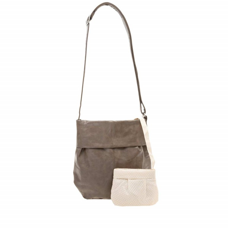 ZWEI MADEMOISELLE M10 Taupe, Farbe: taupe/khaki, Manufacturer: Zwei, EAN: 4250257903937, Dimensions (cm): 30.0x31.0x8.0, Image 1 of 3