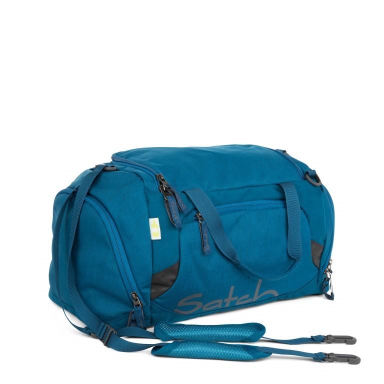 Satch Sporttasche Canny Petrol, Farbe: blau/petrol, Marke: Satch, EAN: 4057081012930, Abmessungen in cm: 50.0x25.0x25.0, Bild 1 von 1