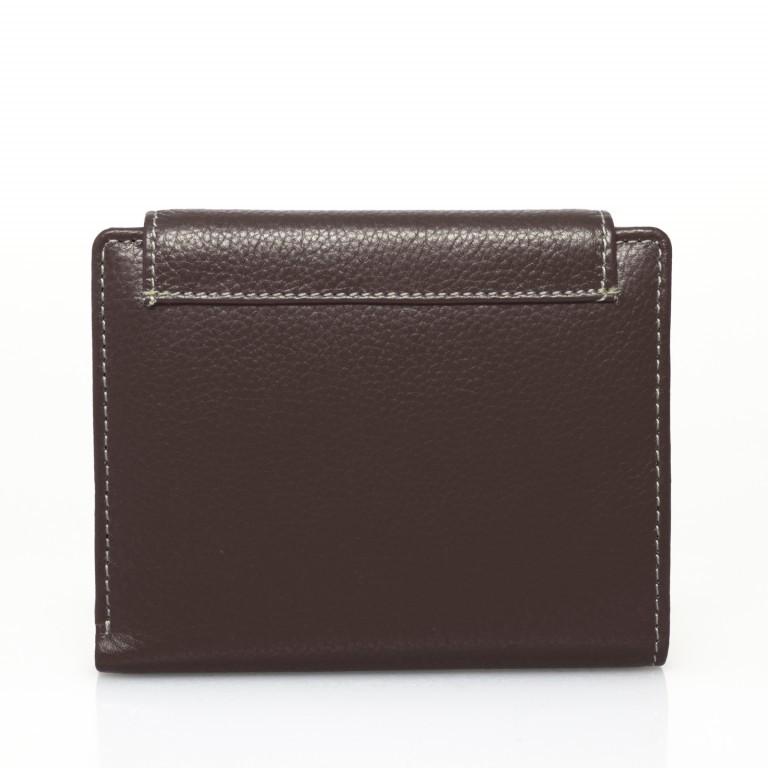 HJP Geldbörse Tinta Braun, Farbe: braun, Marke: Hausfelder, Abmessungen in cm: 13.0x10.5x2.0, Bild 2 von 7