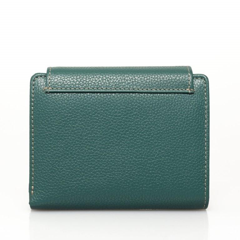 HJP Geldbörse Tinta Grün, Farbe: grün/oliv, Marke: Hausfelder, Abmessungen in cm: 13.0x10.5x2.0, Bild 2 von 6