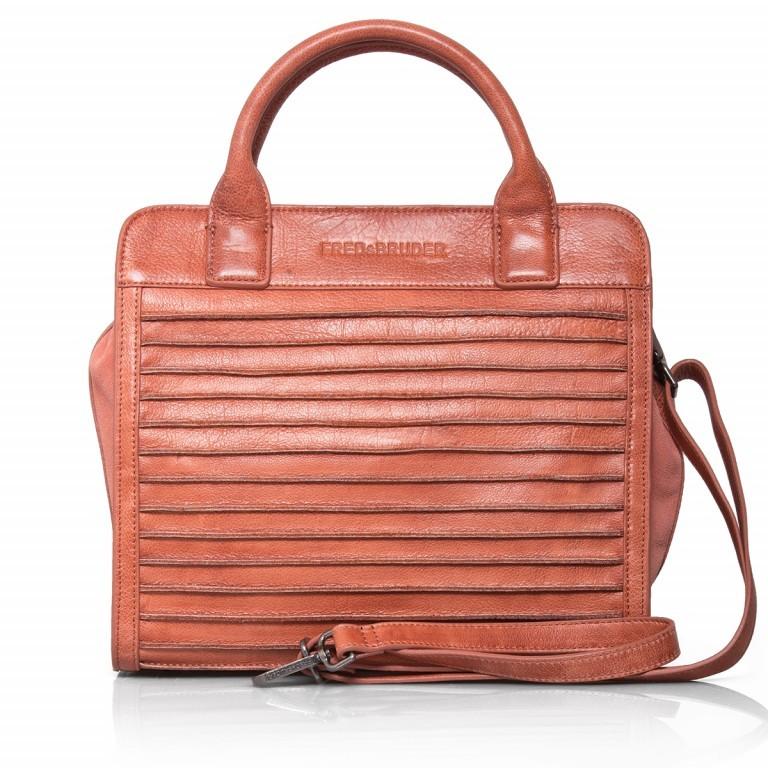 FREDsBRUDER Perfect Match 67-439-30 Shopper Leder Dusty Blush, Farbe: rosa/pink, Marke: FredsBruder, Abmessungen in cm: 30.0x28.0x14.0, Bild 1 von 4