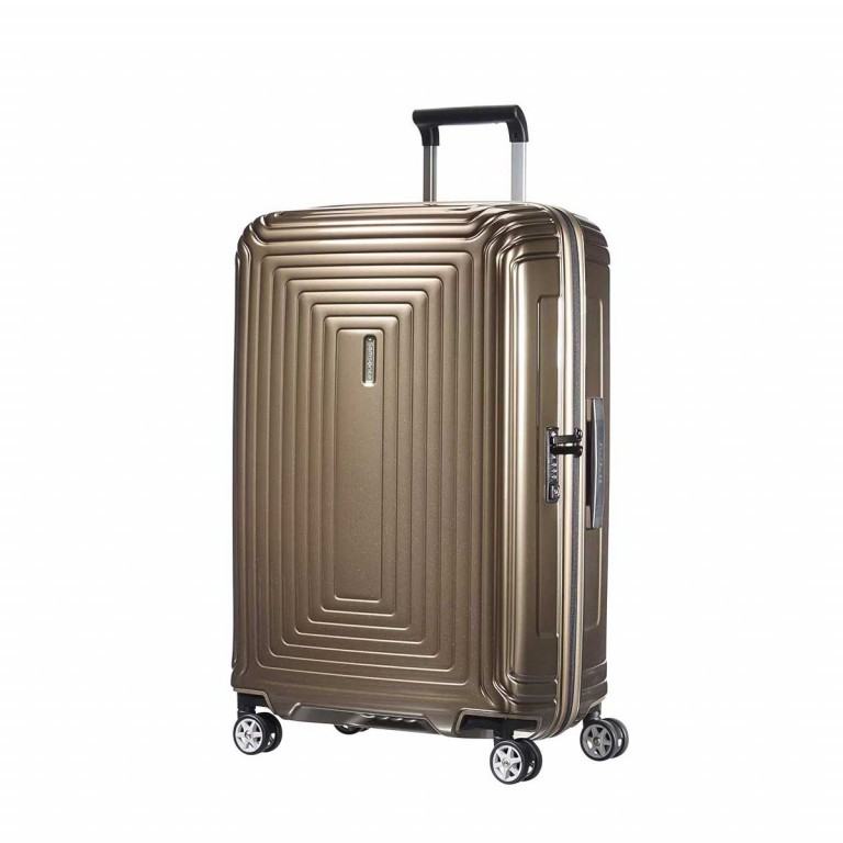 Samsonite Neopulse 65753 Spinner 69 Metallic Sand, Farbe: braun, Manufacturer: Samsonite, Dimensions (cm): 46.0x69.0x27.0, Image 1 of 4