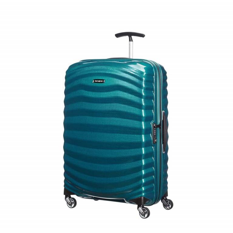 Samsonite Lite-Shock 62765 Spinner 69 Petrol Blue, Farbe: blau/petrol, Marke: Samsonite, Abmessungen in cm: 47.0x69.0x29.0, Bild 1 von 1