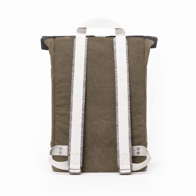 Ucon Acrobatics Hajo Backpack Olive Original, Farbe: grün/oliv, Marke: Ucon Acrobatics, Abmessungen in cm: 30.0x45.0x12.0, Bild 4 von 9