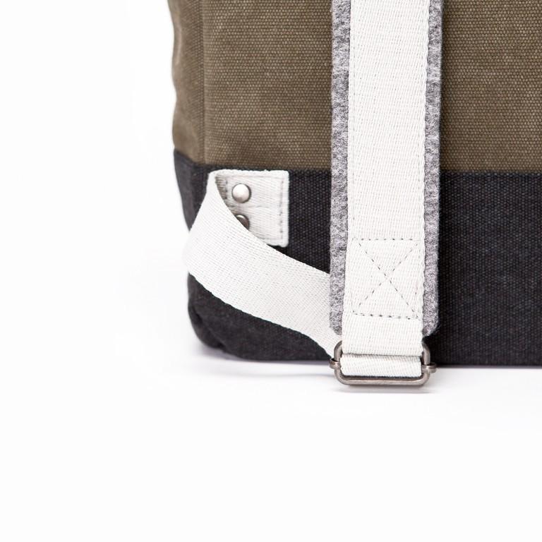 Ucon Acrobatics Hajo Backpack Olive Original, Farbe: grün/oliv, Marke: Ucon Acrobatics, Abmessungen in cm: 30.0x45.0x12.0, Bild 8 von 9