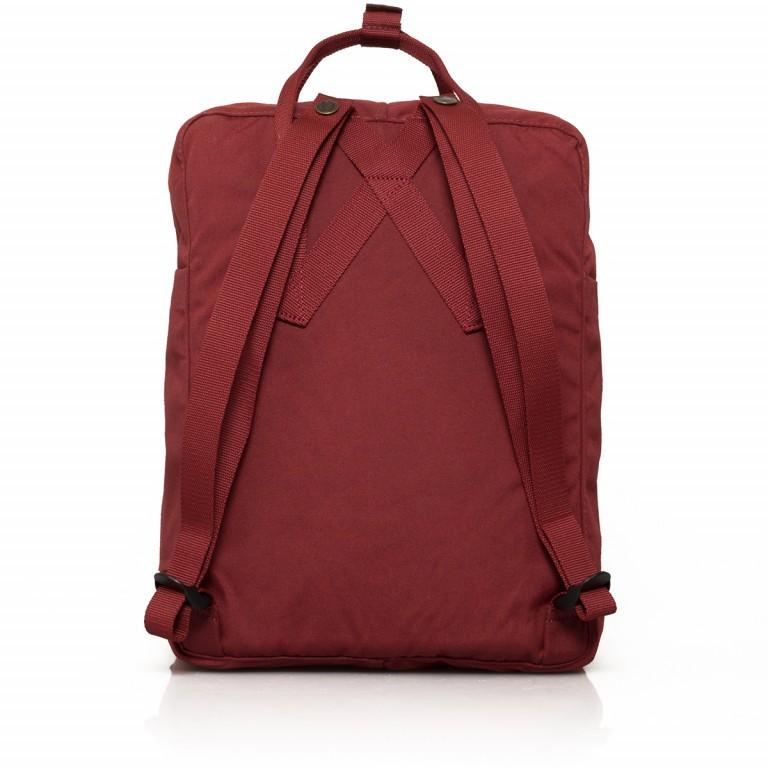 Fjällräven Re-Kånken Rucksack Ox Red, Farbe: rot/weinrot, Marke: Fjällräven, EAN: 7323450260125, Abmessungen in cm: 27.0x38.0x13.0, Bild 5 von 5