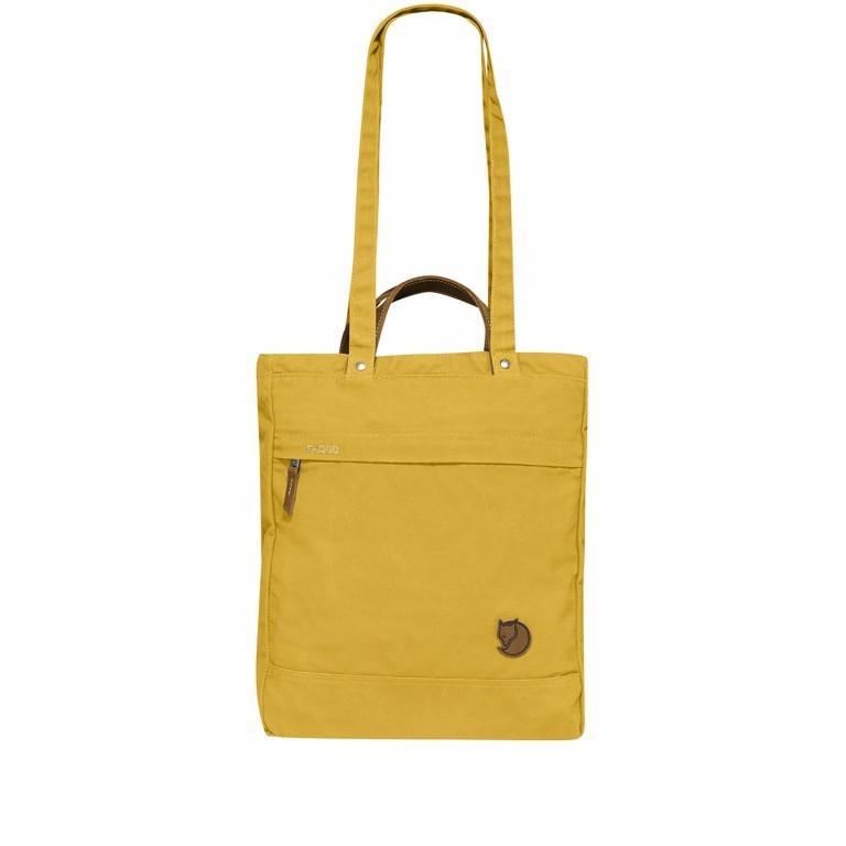 Fjällräven Totepack No.1 Shopper Ochre, Farbe: gelb, Marke: Fjällräven, EAN: 7392158950980, Abmessungen in cm: 39.0x32.0x11.0, Bild 2 von 5
