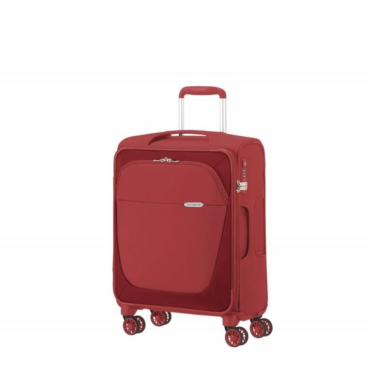 Samsonite B-Lite 3 64948 Spinner 55 Red, Farbe: rot/weinrot, Marke: Samsonite, Abmessungen in cm: 55.0x40.0x20.0, Bild 1 von 8