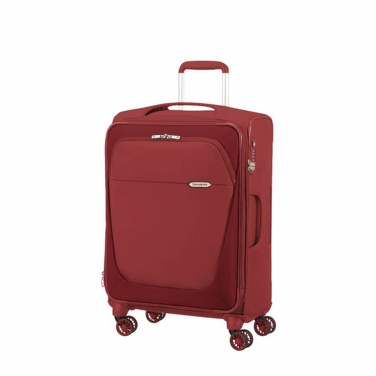 Samsonite B-Lite 3 64950 Spinner 63 Expandable Red, Farbe: rot/weinrot, Marke: Samsonite, Abmessungen in cm: 41x63x26, Bild 1 von 7