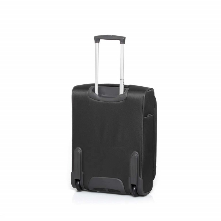 Samsonite NCS Caphir 73831 Upright 55 Black, Farbe: anthrazit, Marke: Samsonite, Abmessungen in cm: 40.0x55.0x20.0, Bild 6 von 7