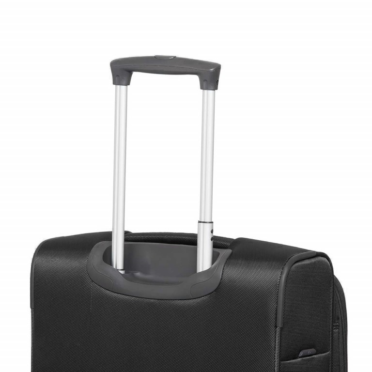Samsonite NCS Caphir 73831 Upright 55 Black, Farbe: anthrazit, Marke: Samsonite, Abmessungen in cm: 40.0x55.0x20.0, Bild 4 von 7
