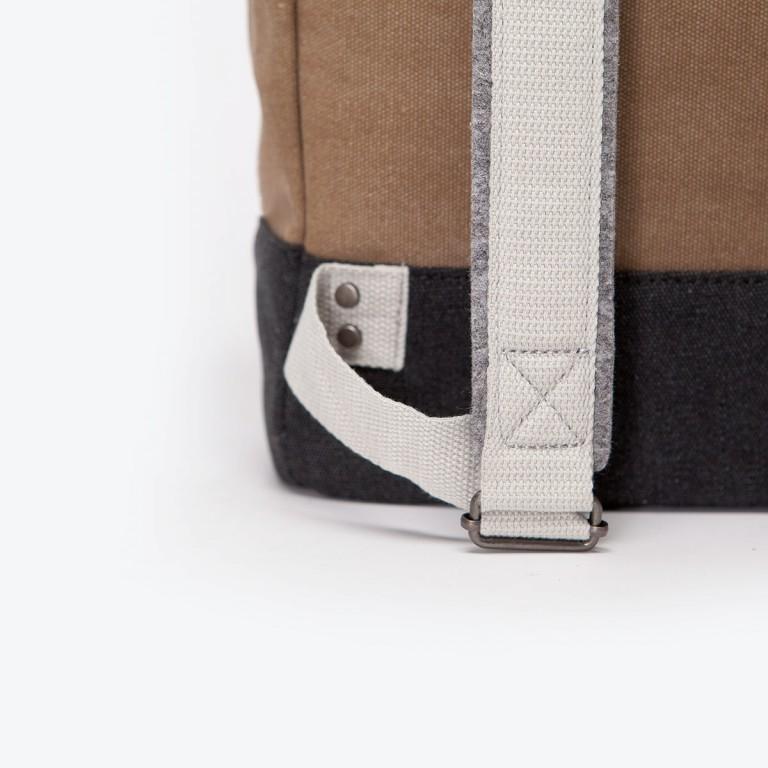 Ucon Acrobatics Karlo Backpack Sand Original, Farbe: cognac, Marke: Ucon Acrobatics, Abmessungen in cm: 30.0x46.0x12.0, Bild 7 von 8