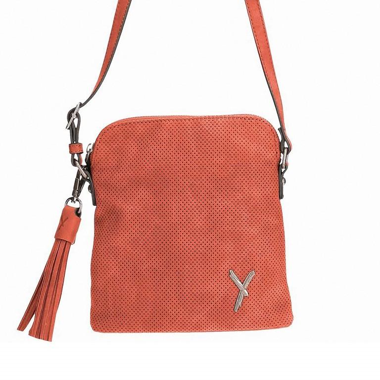 SURI FREY Romy 10701 Crossbag Orange, Farbe: orange, Marke: Suri Frey, Abmessungen in cm: 23.0x20.0x5.0, Bild 1 von 3