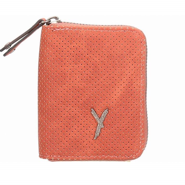 SURI FREY Romy 10717 Mini-Börse Orange, Farbe: orange, Marke: Suri Frey, Abmessungen in cm: 11.0x8.5x3.0, Bild 1 von 4