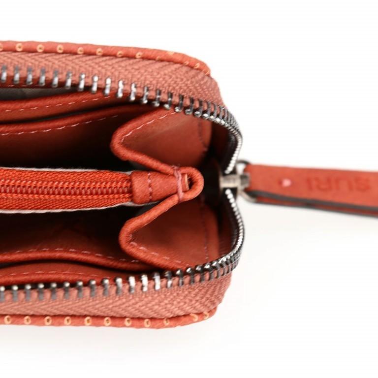 SURI FREY Romy 10717 Mini-Börse Orange, Farbe: orange, Marke: Suri Frey, Abmessungen in cm: 11.0x8.5x3.0, Bild 3 von 4
