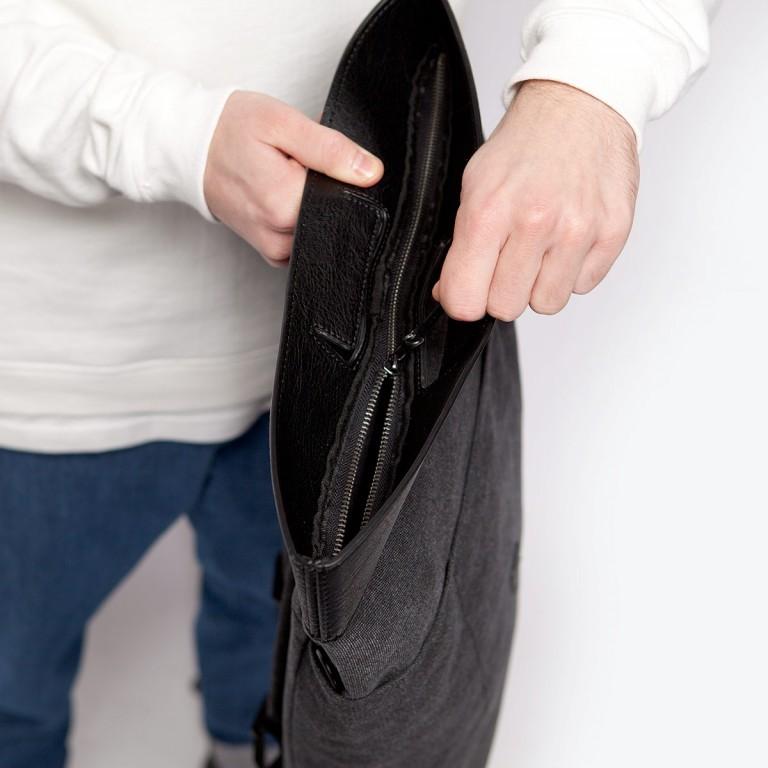 Ucon Acrobatics Tarik Backpack Black Crow, Farbe: schwarz, Marke: Ucon Acrobatics, Abmessungen in cm: 30.0x53.0x12.0, Bild 4 von 15