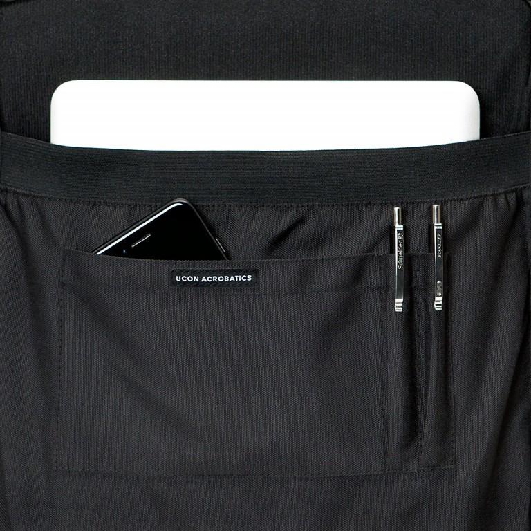 Ucon Acrobatics Tarik Backpack Black Crow, Farbe: schwarz, Marke: Ucon Acrobatics, Abmessungen in cm: 30.0x53.0x12.0, Bild 5 von 15