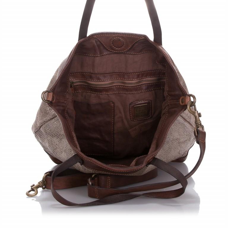 Campomaggi Calla Shopper Leder C4216-VL4TC-1701 Moro, Farbe: braun, Marke: Campomaggi, Abmessungen in cm: 33.0x34.0x16.0, Bild 3 von 4