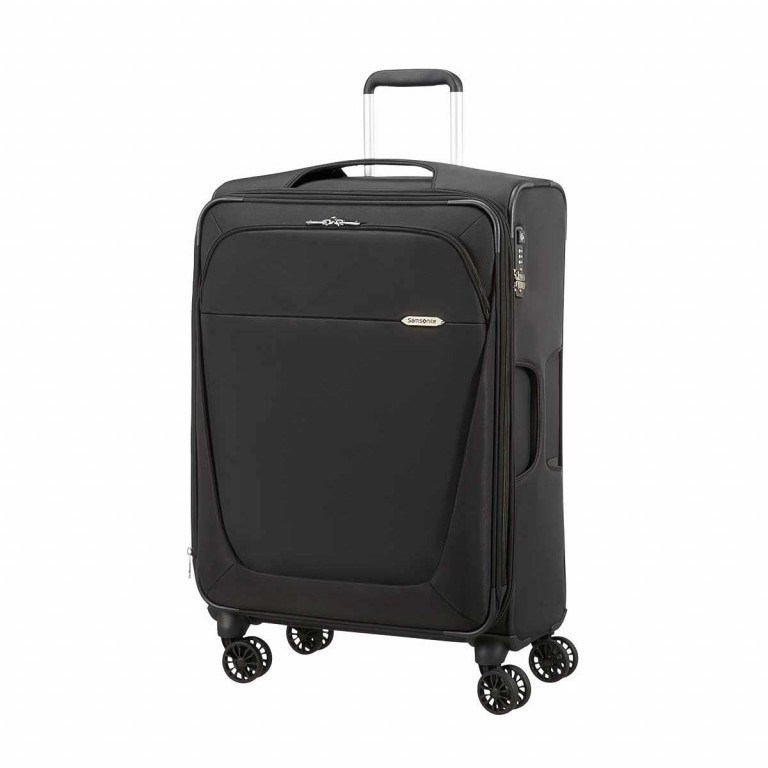 Samsonite B-Lite 3 64951 Spinner 71 Expandable Black, Farbe: schwarz, Manufacturer: Samsonite, Image 1 of 6