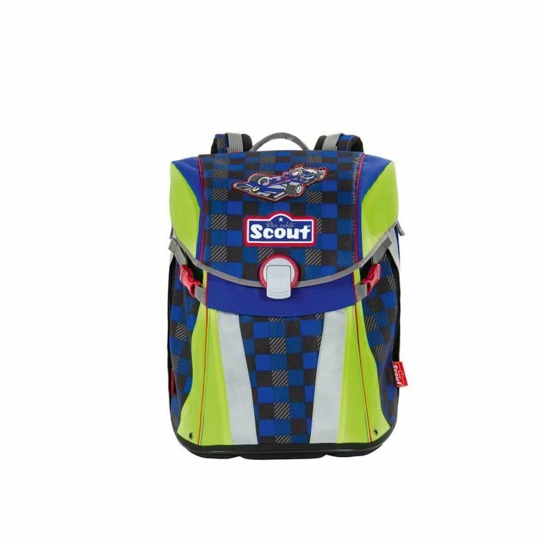 Scout Sunny Set 4-tlg. Runner, Farbe: schwarz, grau, blau/petrol, Marke: Scout, Abmessungen in cm: 30.0x39.0x20.0, Bild 2 von 9