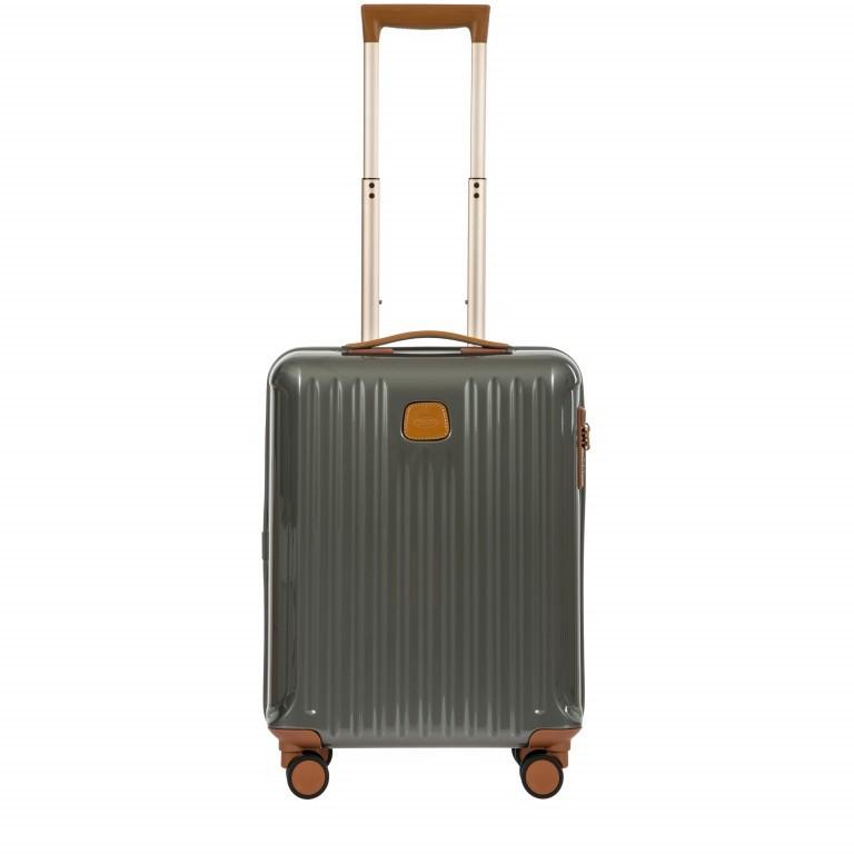 Brics Capri Trolley 4-Rollen 55cm BRK08029-004 Grey, Farbe: grau, Marke: Brics, Abmessungen in cm: 40.0x55.0x20.0, Bild 1 von 11