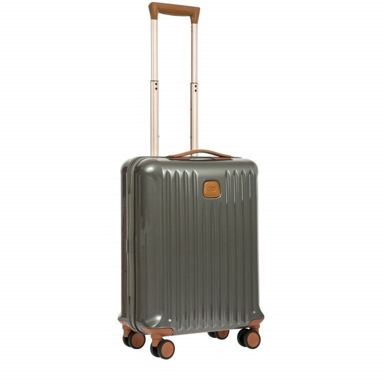 Brics Capri Trolley 4-Rollen 55cm BRK08029-004 Grey, Farbe: grau, Marke: Brics, Abmessungen in cm: 40.0x55.0x20.0, Bild 2 von 11