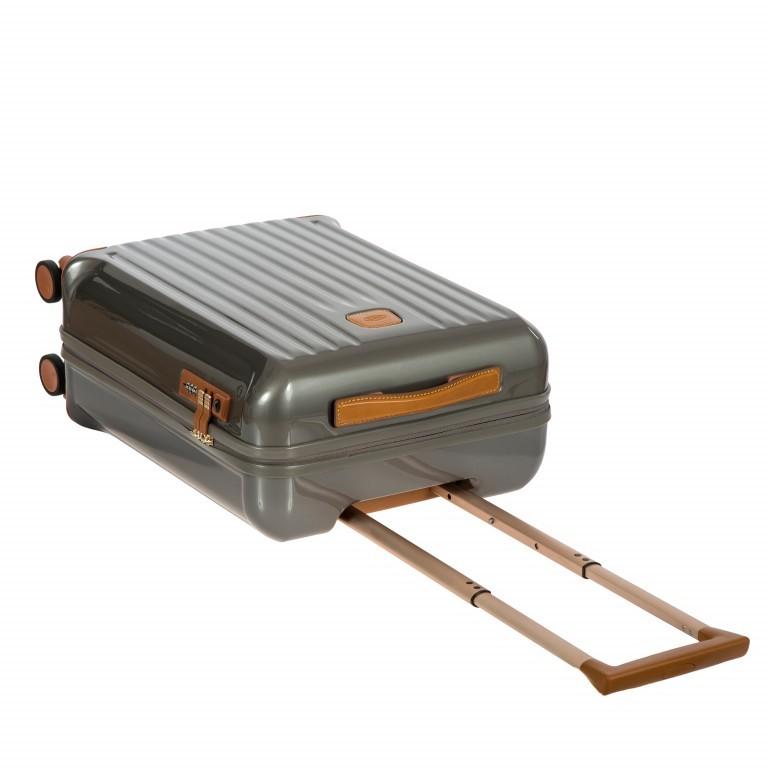 Brics Capri Trolley 4-Rollen 55cm BRK08029-004 Grey, Farbe: grau, Marke: Brics, Abmessungen in cm: 40.0x55.0x20.0, Bild 3 von 11