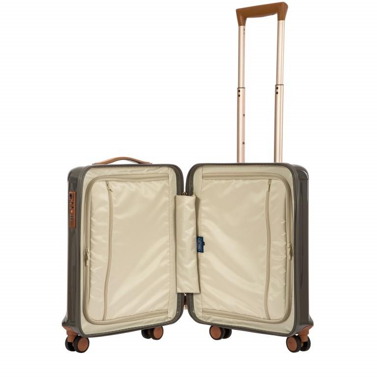 Brics Capri Trolley 4-Rollen 55cm BRK08029-004 Grey, Farbe: grau, Marke: Brics, Abmessungen in cm: 40.0x55.0x20.0, Bild 7 von 11