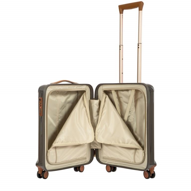 Brics Capri Trolley 4-Rollen 55cm BRK08029-004 Grey, Farbe: grau, Marke: Brics, Abmessungen in cm: 40.0x55.0x20.0, Bild 8 von 11