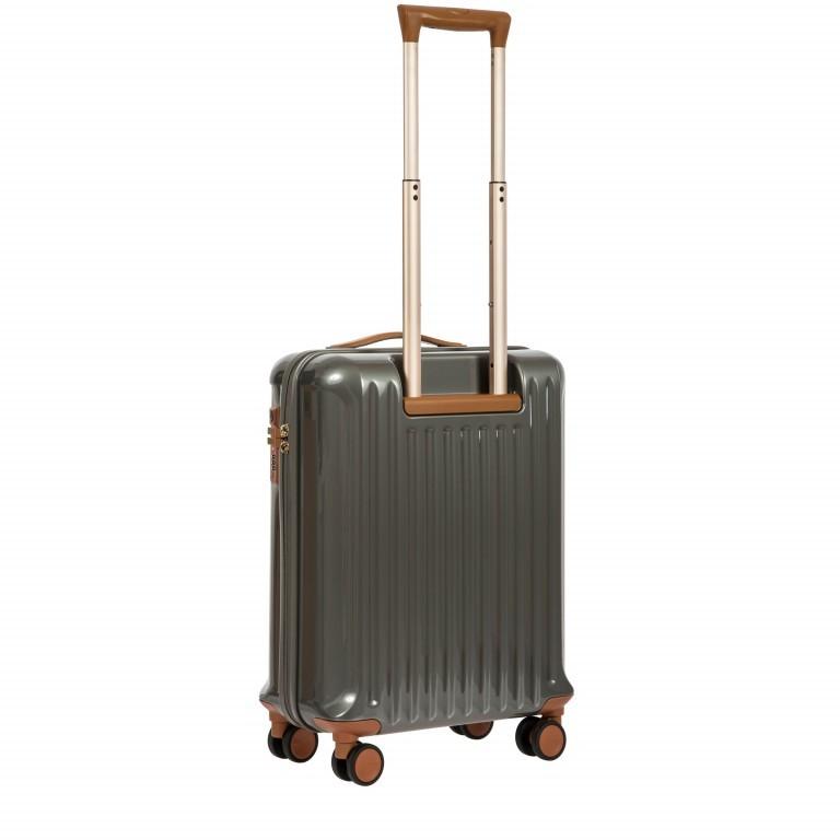 Brics Capri Trolley 4-Rollen 55cm BRK08029-004 Grey, Farbe: grau, Marke: Brics, Abmessungen in cm: 40.0x55.0x20.0, Bild 9 von 11