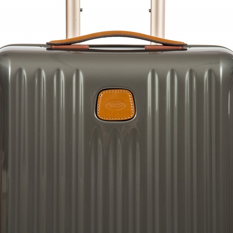 Brics Capri Trolley 4-Rollen 55cm BRK08029-004 Grey, Farbe: grau, Marke: Brics, Abmessungen in cm: 40.0x55.0x20.0, Bild 11 von 11