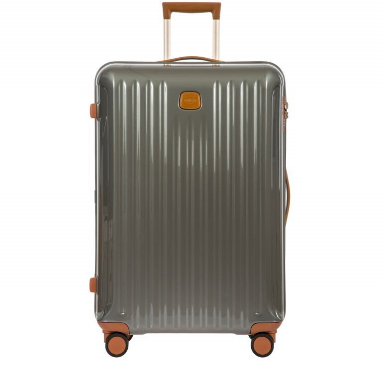 Brics Capri Trolley 4-Rollen 78cm BRK08032-004 Grey, Farbe: grau, Marke: Brics, Abmessungen in cm: 55.0x78.0x31.0, Bild 1 von 12