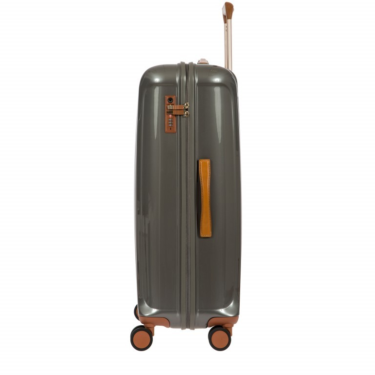Brics Capri Trolley 4-Rollen 78cm BRK08032-004 Grey, Farbe: grau, Marke: Brics, Abmessungen in cm: 55.0x78.0x31.0, Bild 5 von 12
