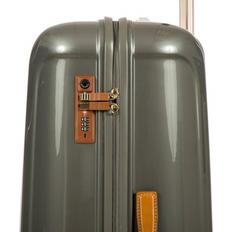 Brics Capri Trolley 4-Rollen 78cm BRK08032-004 Grey, Farbe: grau, Marke: Brics, Abmessungen in cm: 55.0x78.0x31.0, Bild 6 von 12