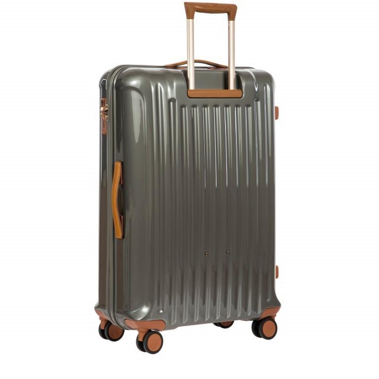 Brics Capri Trolley 4-Rollen 78cm BRK08032-004 Grey, Farbe: grau, Marke: Brics, Abmessungen in cm: 55.0x78.0x31.0, Bild 10 von 12