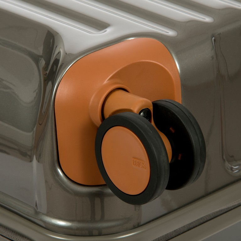 Brics Capri Trolley 4-Rollen 78cm BRK08032-004 Grey, Farbe: grau, Marke: Brics, Abmessungen in cm: 55.0x78.0x31.0, Bild 11 von 12