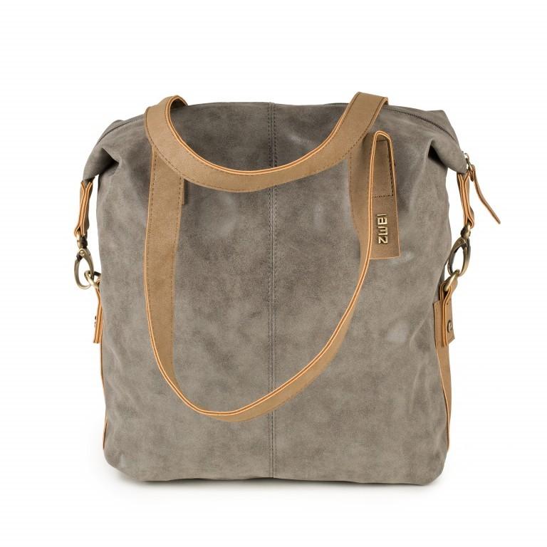 ZWEI CONNY CY12 Grey, Farbe: grau, Marke: Zwei, EAN: 4250257911529, Abmessungen in cm: 30.5x32.0x11.5, Bild 1 von 5