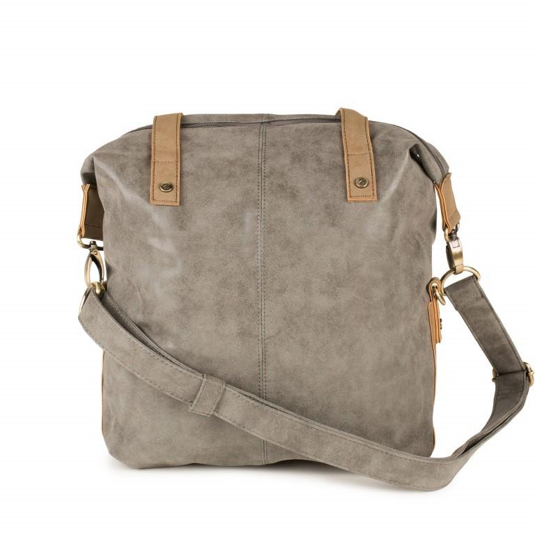 ZWEI CONNY CY12 Grey, Farbe: grau, Marke: Zwei, EAN: 4250257911529, Abmessungen in cm: 30.5x32.0x11.5, Bild 3 von 5